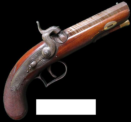 Overcoat-Pistol